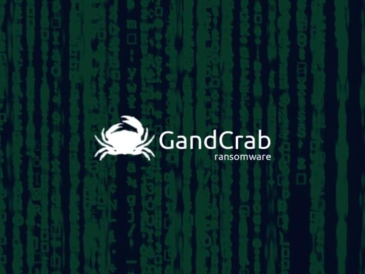 Gandcrab v5.0.3 detail analysis of javascript delivery payload